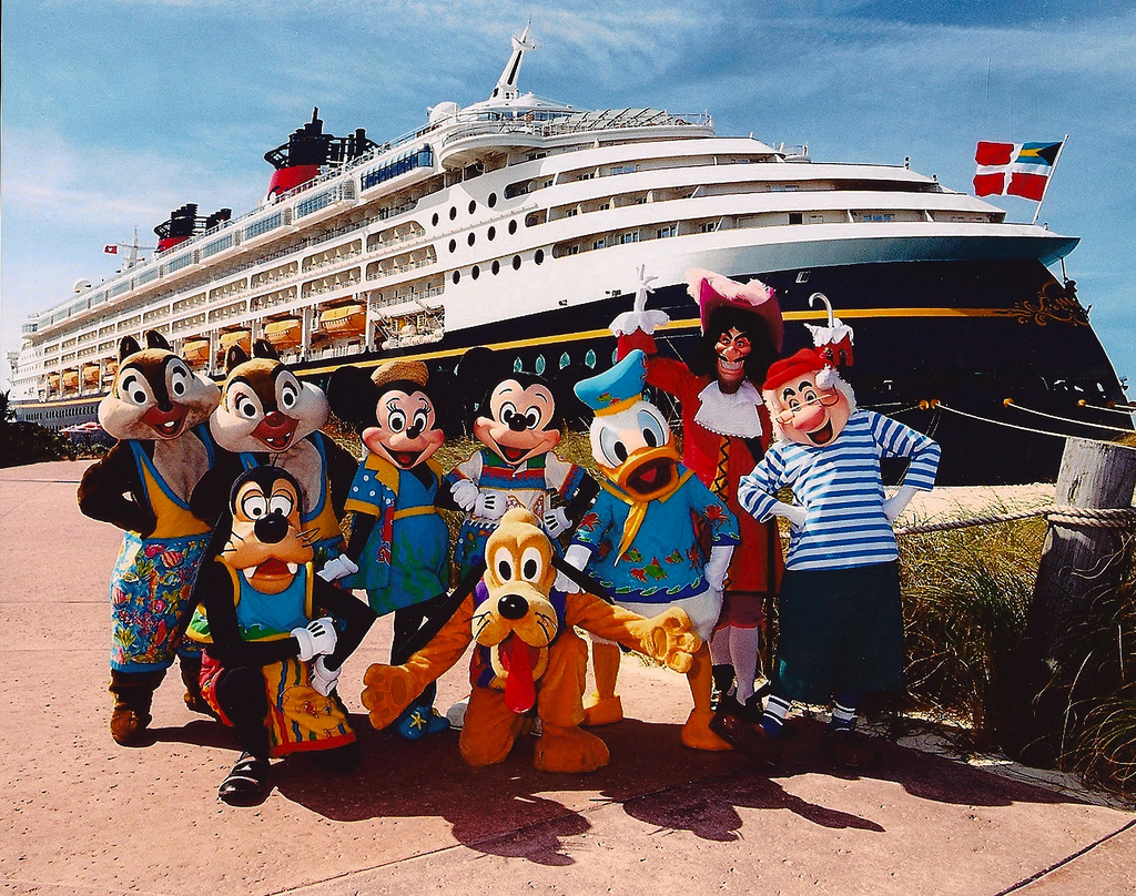 Crucero Diseney Magic
