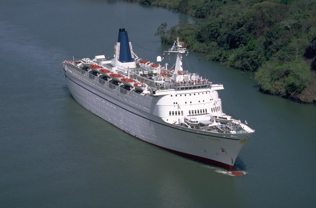 crucero por rio