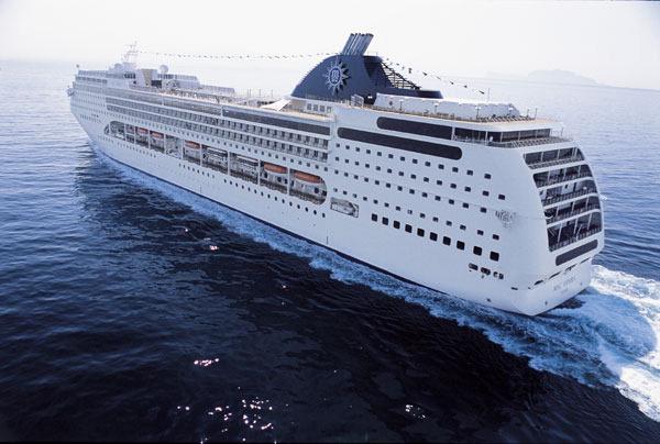 Cruceros MSC