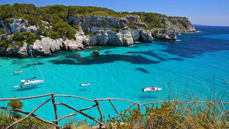 Menorca-Macarella-Sonne
