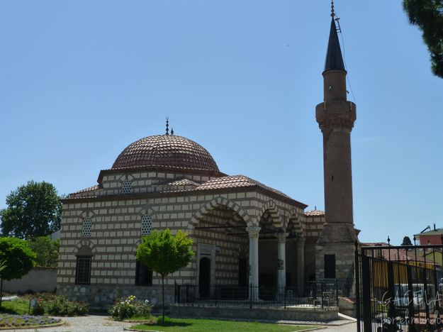 Süleyman Pasa Madrasa, Iznik, Turquía
